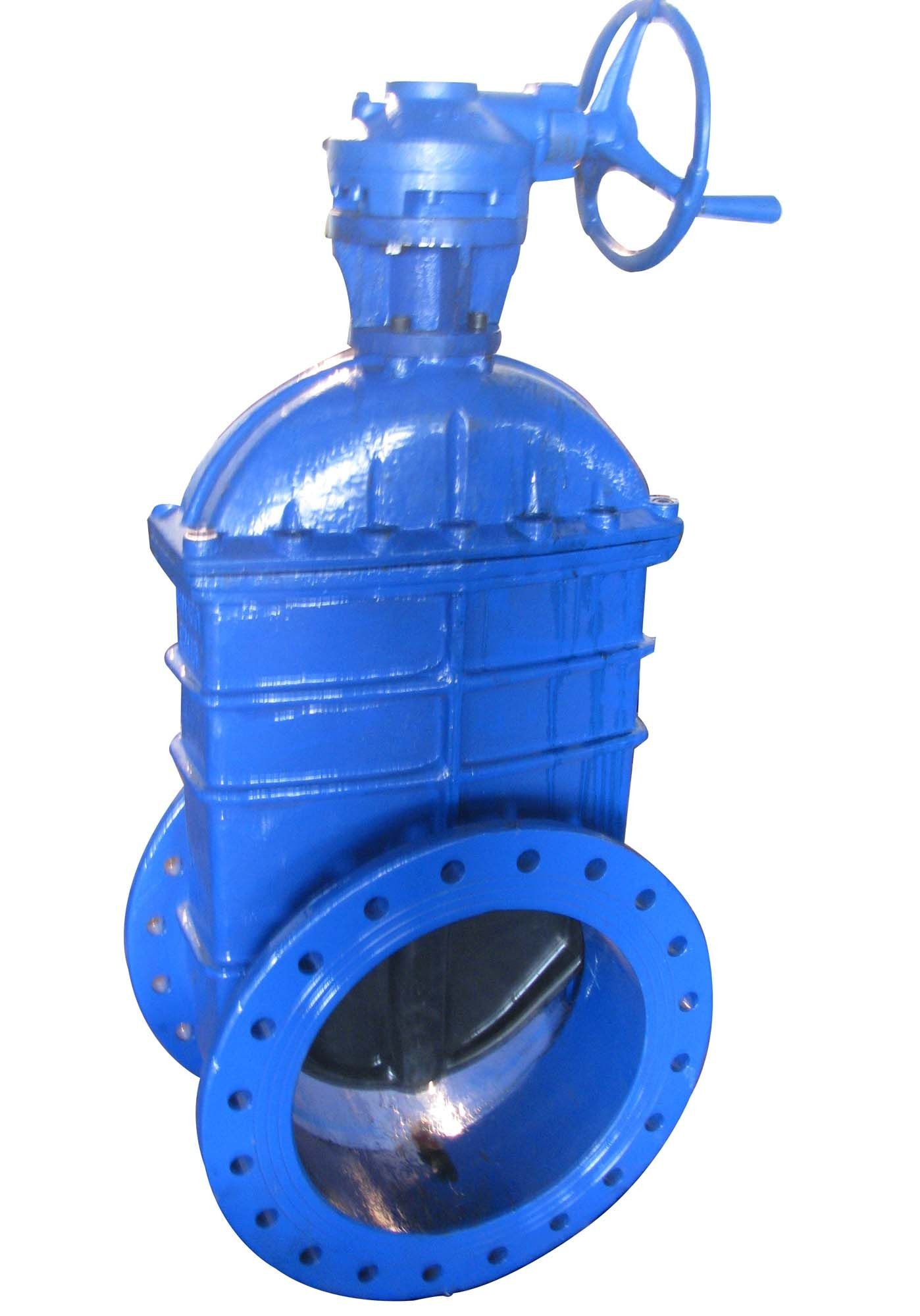 Flanged Resilient Seated Gate Valve 32'' Horizontal With