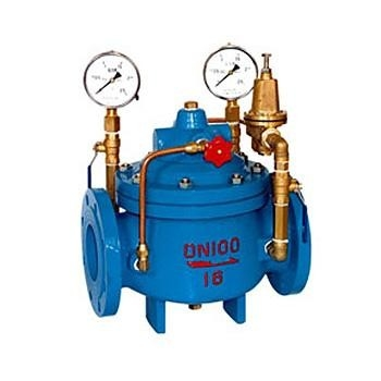Hydraulic Water Pressure Reducing Valves DN65 DIN / BS / AWWA / JIS